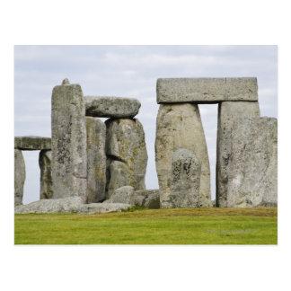 United Kingdom, Stonehenge 12 Postcard