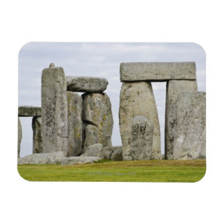 United Kingdom, Stonehenge 12 Vinyl Magnet