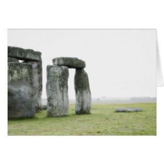 United Kingdom, Stonehenge 13 Card