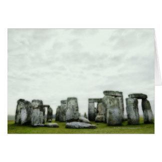 United Kingdom, Stonehenge 14 Card