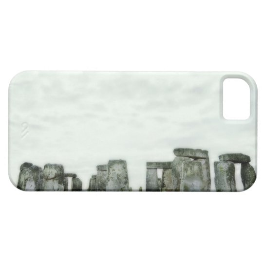 United Kingdom, Stonehenge 14 iPhone SE/5/5s Case