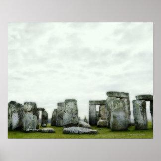 United Kingdom, Stonehenge 14 Poster