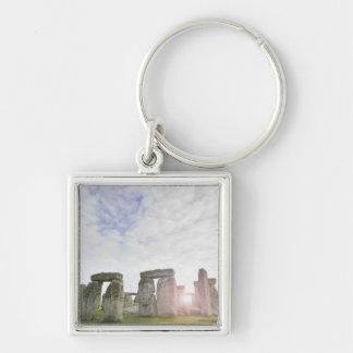 United Kingdom, Stonehenge 2 Keychain