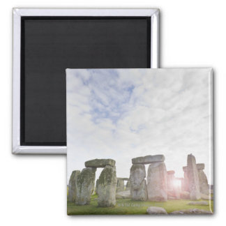 United Kingdom, Stonehenge 2 Magnet