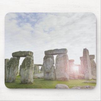 United Kingdom, Stonehenge 2 Mouse Pad