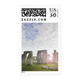 United Kingdom, Stonehenge 2 Postage