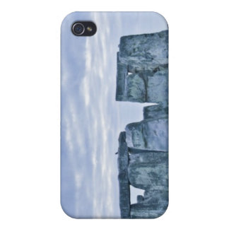 United Kingdom, Stonehenge 3 Cover For iPhone 4
