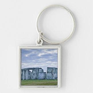 United Kingdom, Stonehenge 3 Keychain