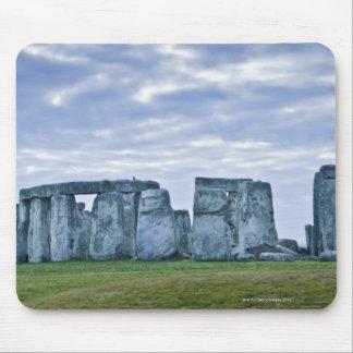United Kingdom, Stonehenge 3 Mouse Pad