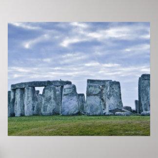 United Kingdom, Stonehenge 3 Poster
