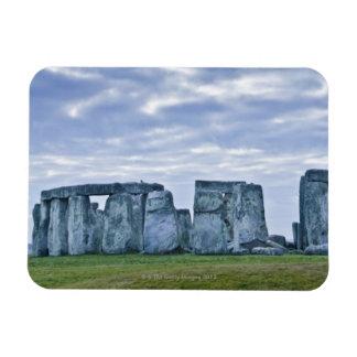 United Kingdom, Stonehenge 3 Rectangle Magnets