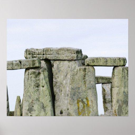 United Kingdom, Stonehenge 4 Posters