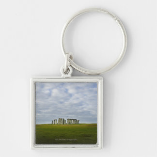 United Kingdom, Stonehenge 5 Keychain