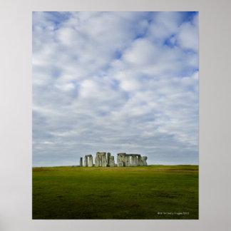 United Kingdom, Stonehenge 5 Poster