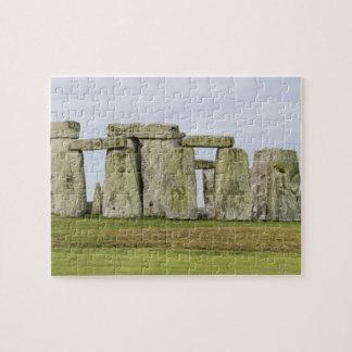 United Kingdom, Stonehenge 6 Jigsaw Puzzle