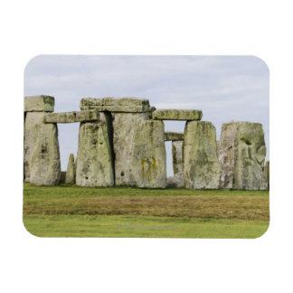 United Kingdom, Stonehenge 6 Vinyl Magnets