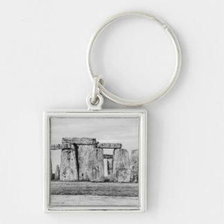United Kingdom, Stonehenge 7 Keychain