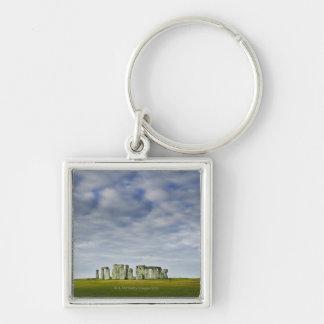 United Kingdom, Stonehenge 8 Keychain