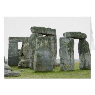 United Kingdom, Stonehenge 9 Card