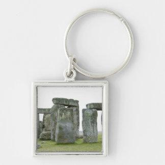 United Kingdom, Stonehenge 9 Keychain