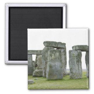 United Kingdom, Stonehenge 9 Fridge Magnet