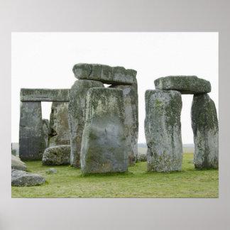 United Kingdom, Stonehenge 9 Poster