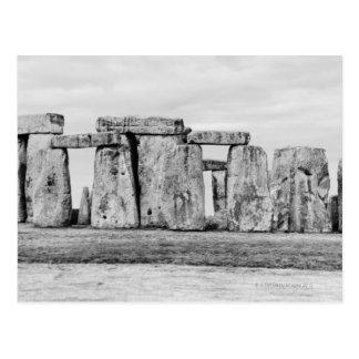 United Kingdom, Stonehenge Postcard