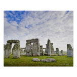United Kingdom, Stonehenge Poster