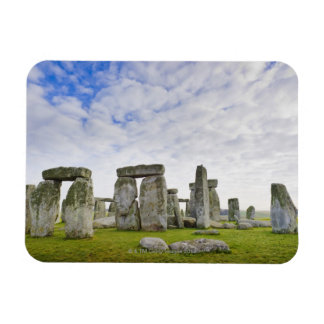United Kingdom, Stonehenge Rectangular Photo Magnet