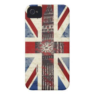 United Kingdom Symbols iPhone 4 Case