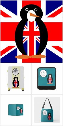 United Kingdom Talking Penguin Travel Needs