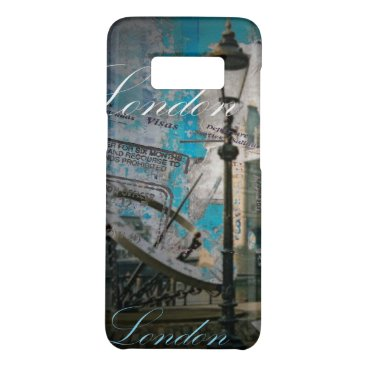 Beach Themed united kingdom thames london tower bridge Lamppost Case-Mate Samsung Galaxy S8 Case