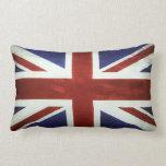United Kingdom Throw Pillows