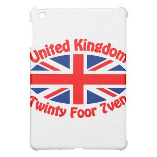 United Kingdom - Twinty Foor 7ven iPad Mini Case