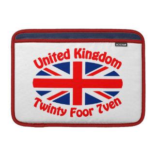 United Kingdom - Twinty Foor 7ven MacBook Sleeves