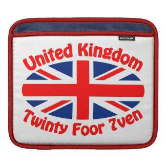 United Kingdom - Twinty Foor 7ven Sleeve For iPads