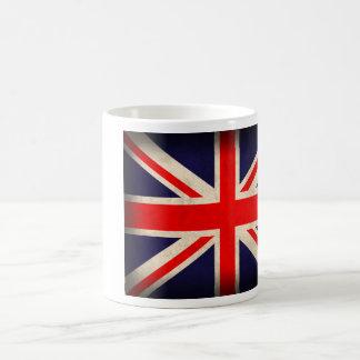United Kingdom UK Flag Distressed Mug