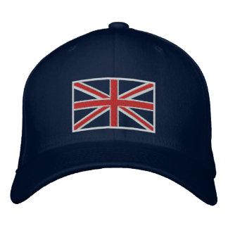 United Kingdom Union Jack Flag Hat (Blue)