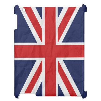 United Kingdom Union Jack Flag iPad Case