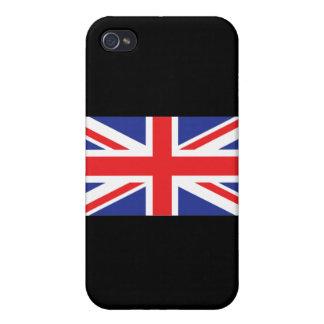 United Kingdom /Union Jack Flag iPhone 4 Case