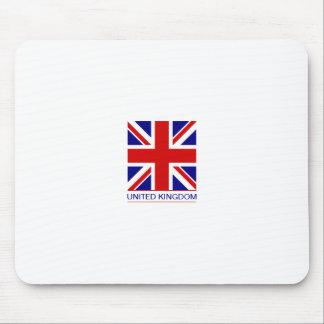 United Kingdom - Union Jack Flag Mouse Pad