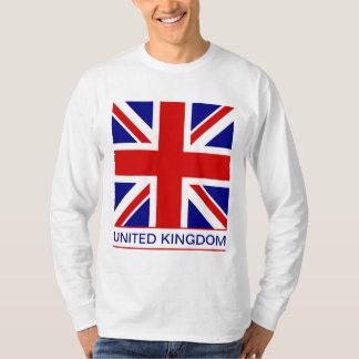 United Kingdom - Union Jack Flag T Shirt