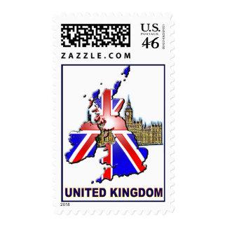 United Kingdom -V1 Postage Stamps