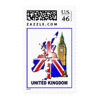 United Kingdom - V2 Stamp