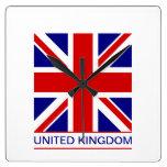 United Kingdom Wallclocks