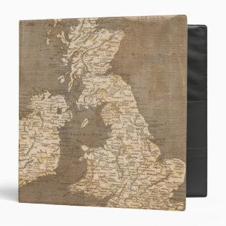United Kingdoms Map by Arrowsmith Binder