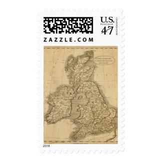 United Kingdoms Postage Stamp