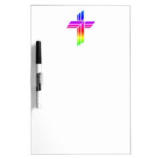United Methodist Church Symbol Dry-Erase Whiteboards