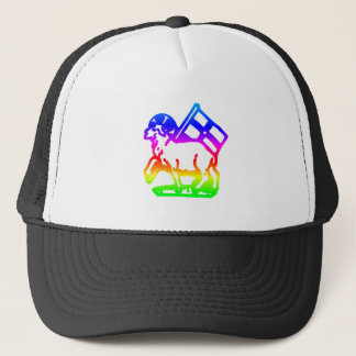 United Moravian Symbol Trucker Hat