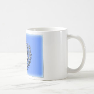 United Nations (artistic flag) Mugs